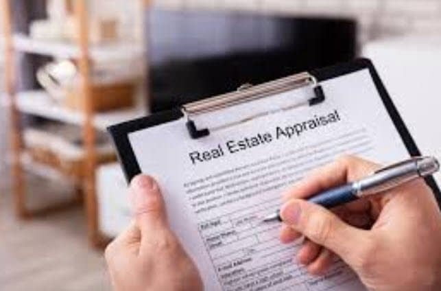 real estate home appraisal