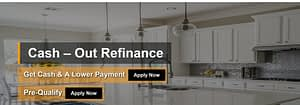 Cash Out Refinance and Your Home Equity
