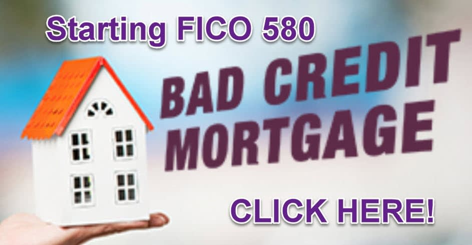 What is the minimum FICO for a home loan?