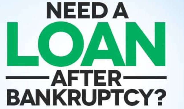 Can I get A Home Loan After a Bankruptcy?