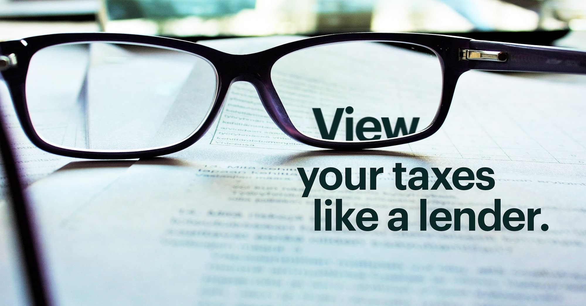 What do mortgage lenders look for on your tax returns?