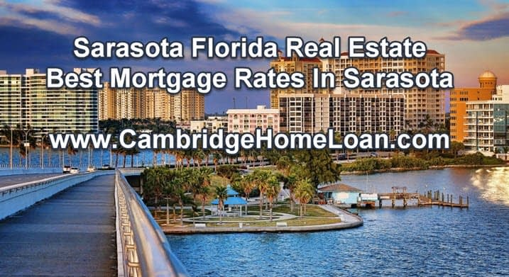 Sarasota Real Estate Market Trends and Mortgaging Your Home Loan