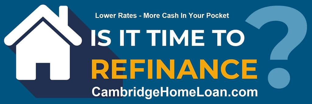 Refinance your home loan
