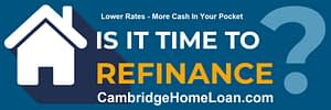 Refinance Mortgage Rate Calculator