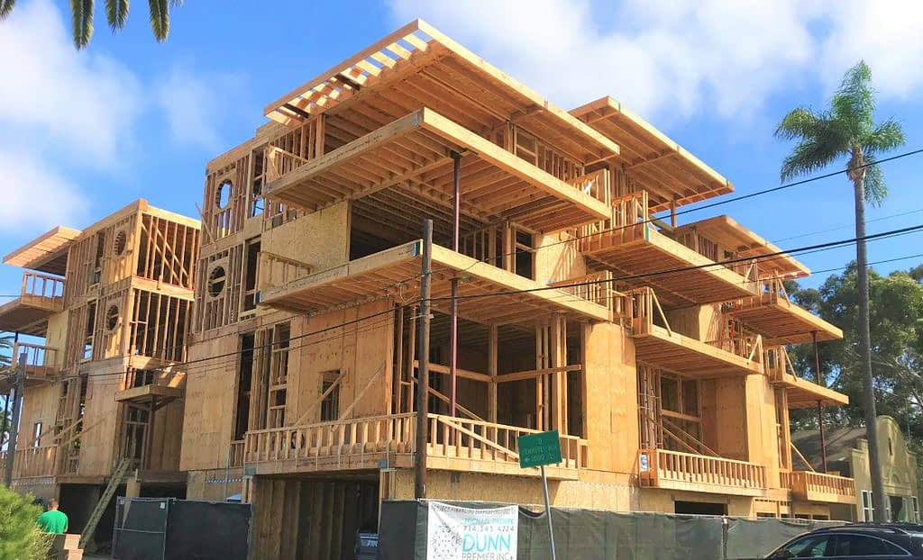 Ground up construction financing