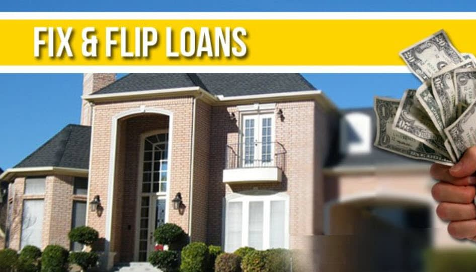 Dallas fix and flip home loans