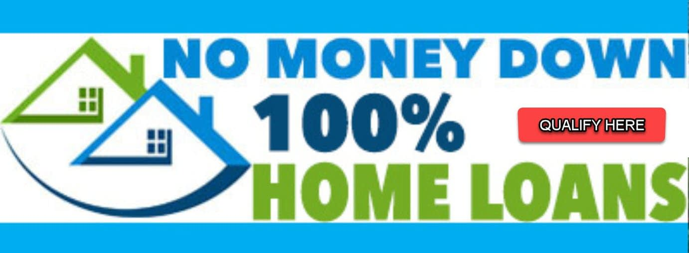 no money down home loans