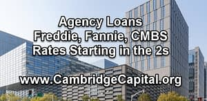 Cambridge Home Loan - Commercial real estate loans