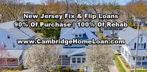 New Jersey Fix and Flip Real Estate Market Report 2020