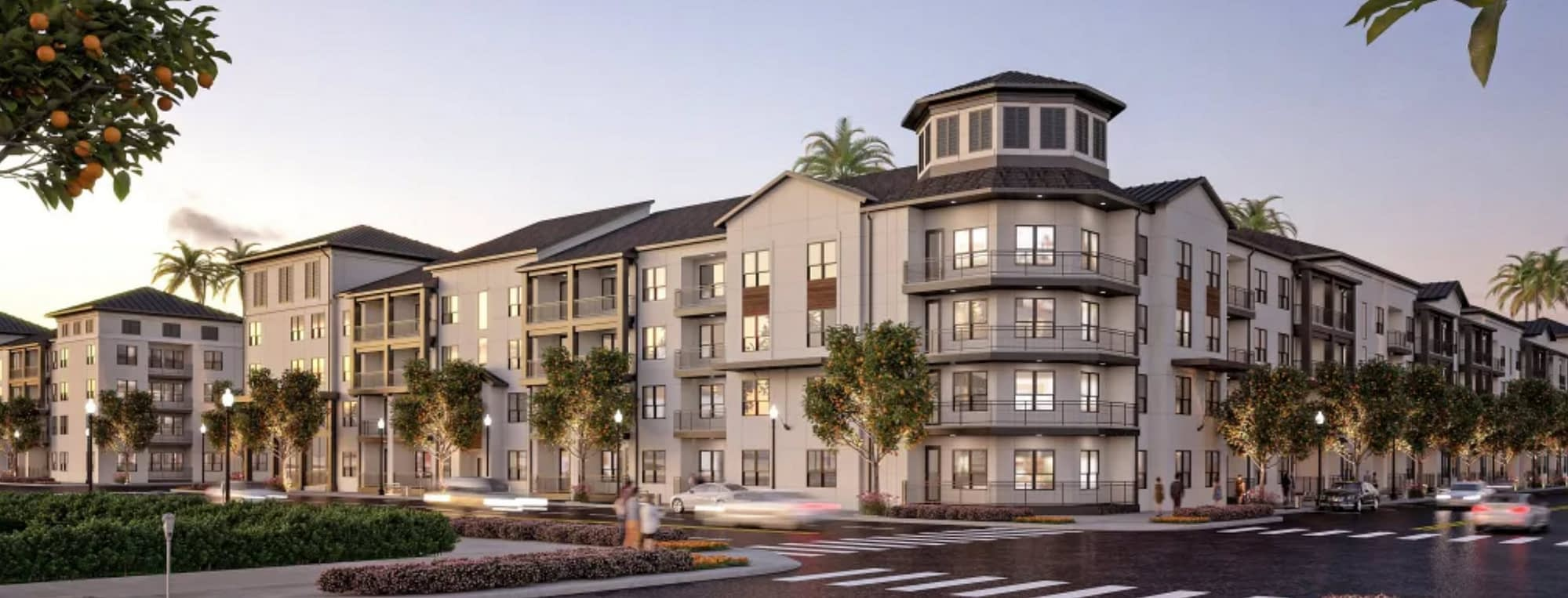 Multifamily Loans – Up to 100% Financing
