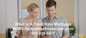 what is a fixed rate mortgage in Forida
