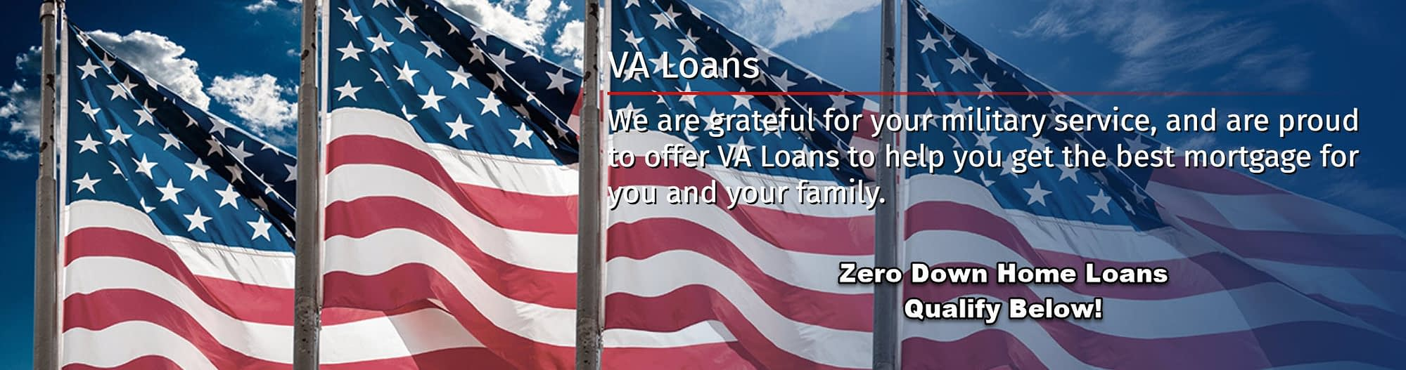 va loan zero down