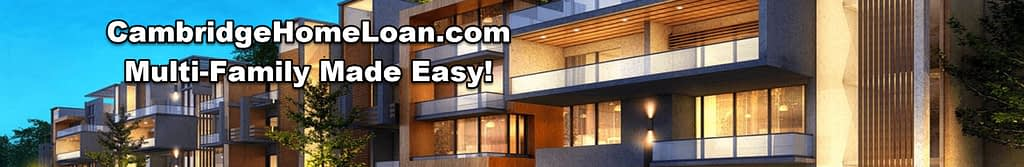 multifamily loans-Up to 100% Financing
