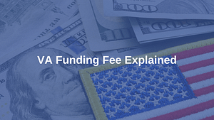 VA Funding Fee Explained