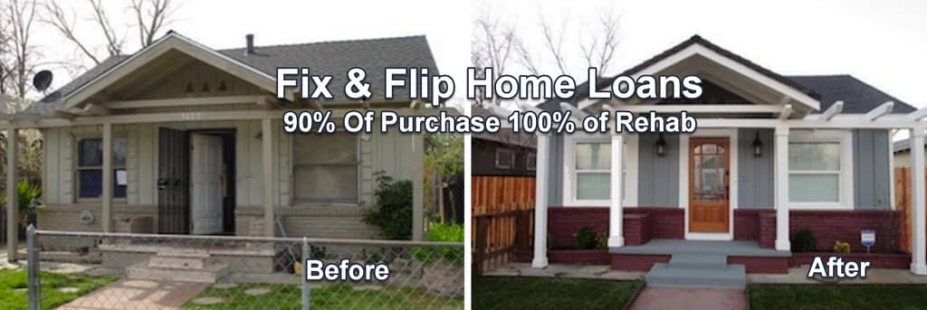 fix and flip home loans
