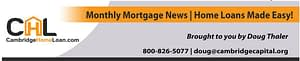 monthly mortgage news