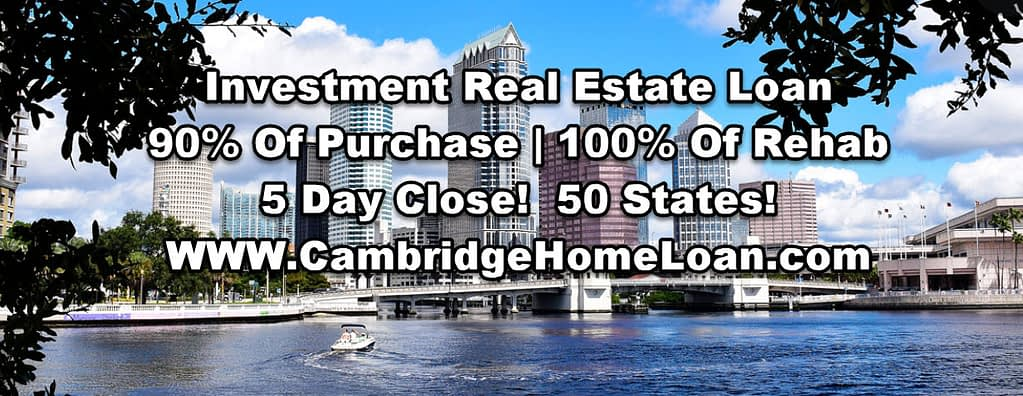 tampa investment real estate